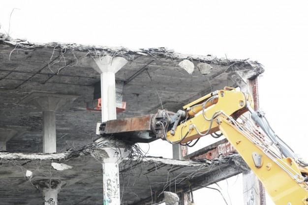 Photo of مراحل تخریب ساختمان (بخش دوم)