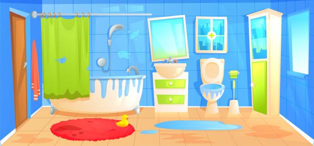 Photo of کتاب کار صاحب خانه: لطفا قبل از خواندن این مطلب دست به بازسازی حمام نزنید